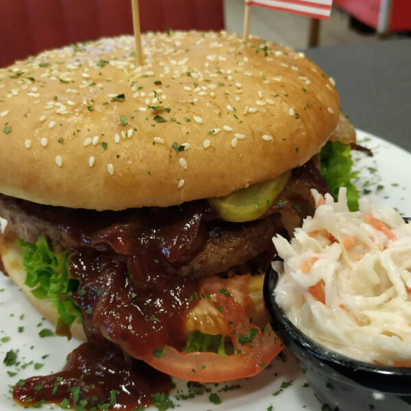 BBQ Special Burger