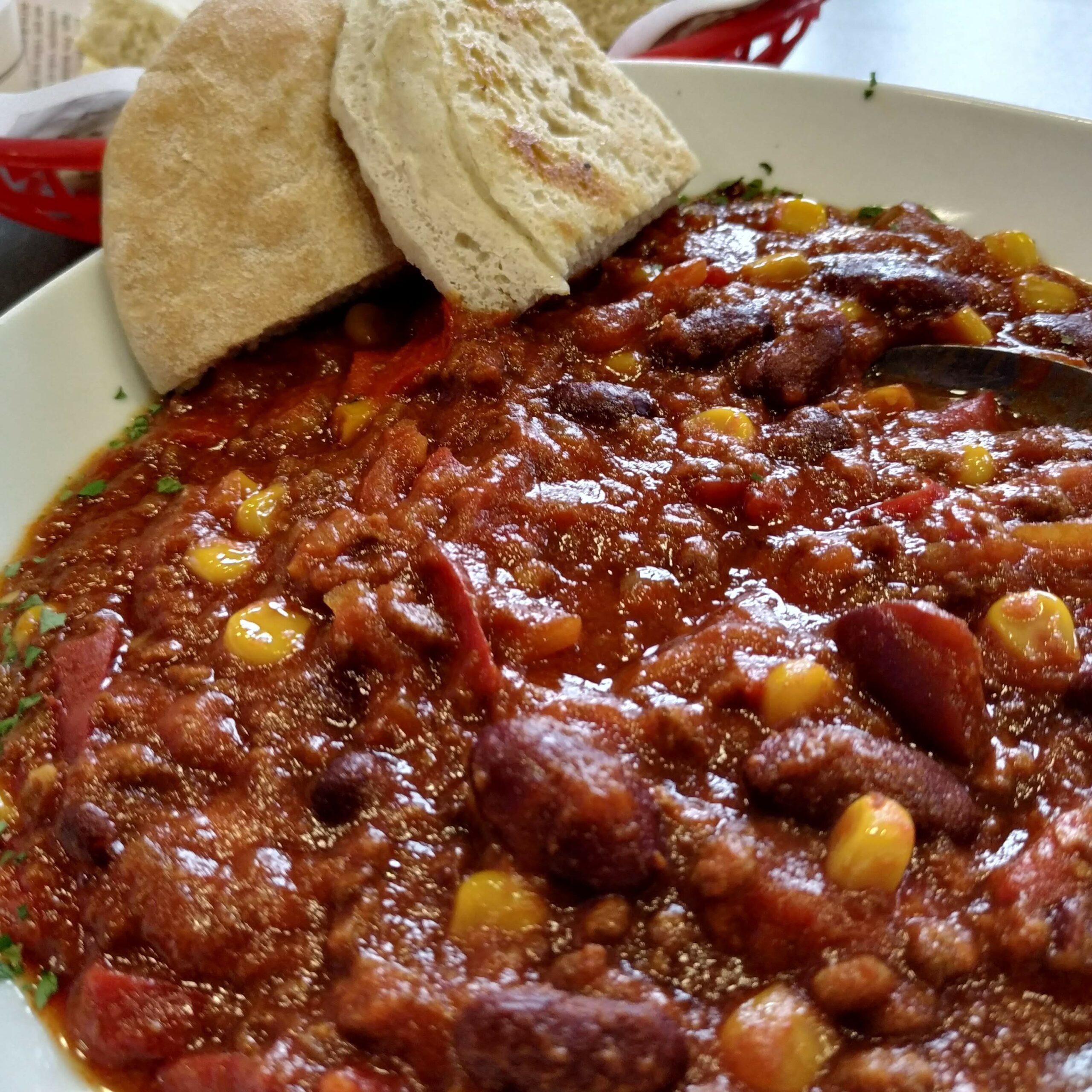 Willi's Homemade Chili