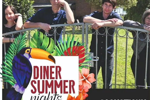 Diner Summer Nights: 22.08.20 Acustic4you