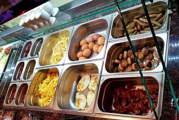 Jeden Samstag: American Saturday Breakfast