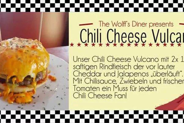 Special – Chili Cheese Vulcano ab 01.09.17