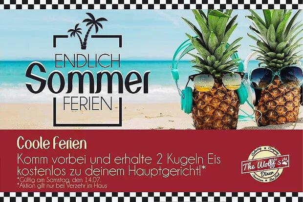 Daily Special: 2 Kugeln Eis gratis am 14.07.18
