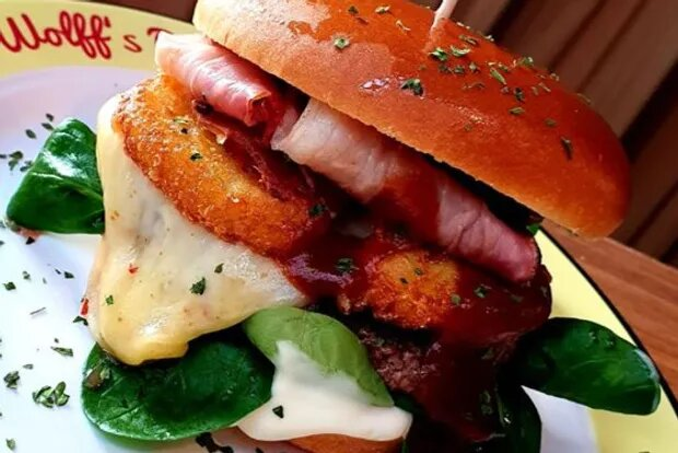 Monatsspecial Januar: Dry Aged Beef Burger