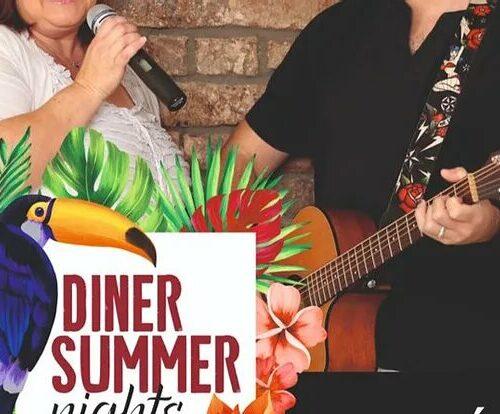 Diner Summer Nights: 29.08.20 Duo Léger