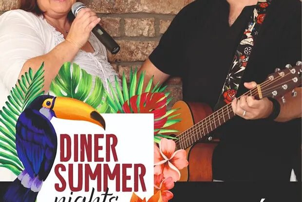 Diner Summer Nights: 29.08.20 Duo Léger