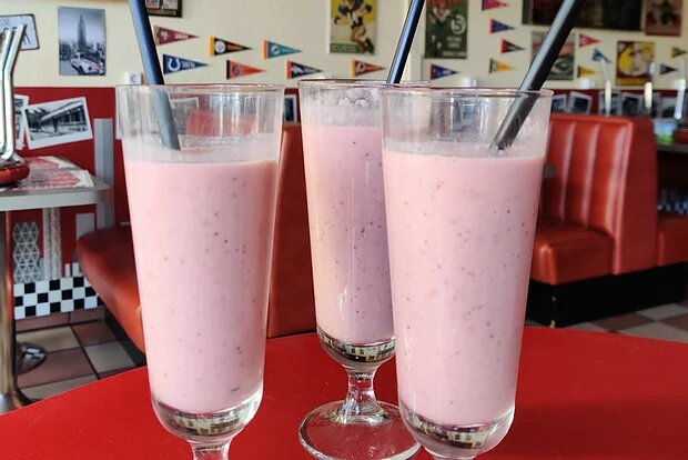 Daily Special: Fitness Smoothie am 26.09.20