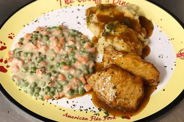 Grandma's Kitchen: 11. – 15.11.19 mittags Schweinesteak
