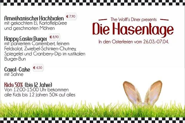Specials zu Ostern – Unsere Hasentage