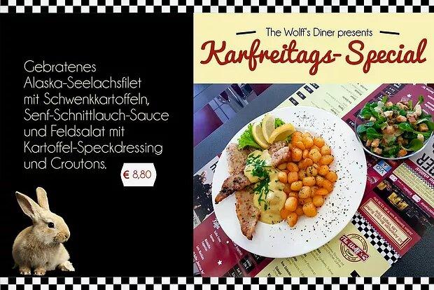 Karfreitags-Special am 30.03.18
