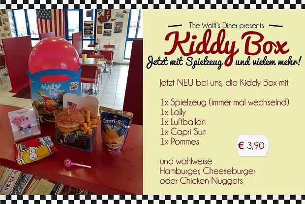 """Special """"Die Kiddy Box"""""""