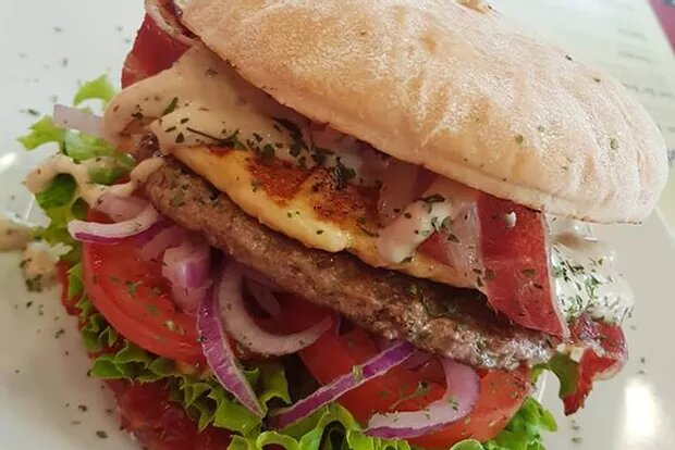 Lunch Burger immer montags – freitags