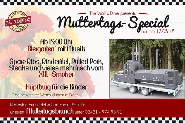 Muttertags-Special 13.05.18
