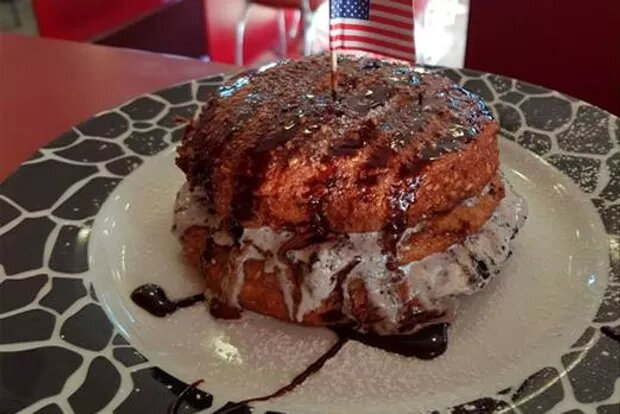 Neu im Januar: Oreo Burger – unser Sweety