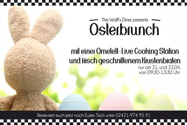 Osterbrunch 21. + 22.04.19