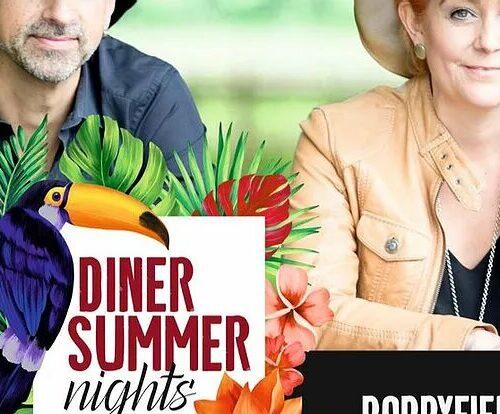 Diner Summer Nights: 01.08.20 Poppy Field