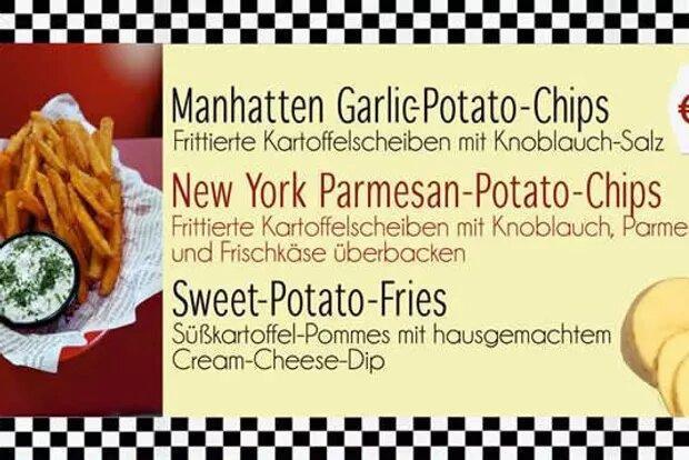 Special – Potato Chips & Sweet Potatos ab 01.09.17