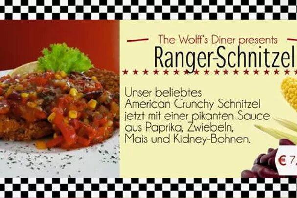 Special – Ranger Schnitzel ab 01.09.17
