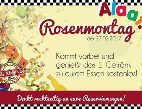 Rosenmontag Special